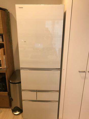 「VEGETA GR-R470GW」東芝冷蔵庫の口コミ